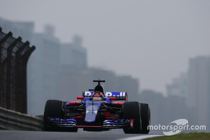 17 місце — Данііл Квят, Toro Rosso. Умовний бал — 4,722