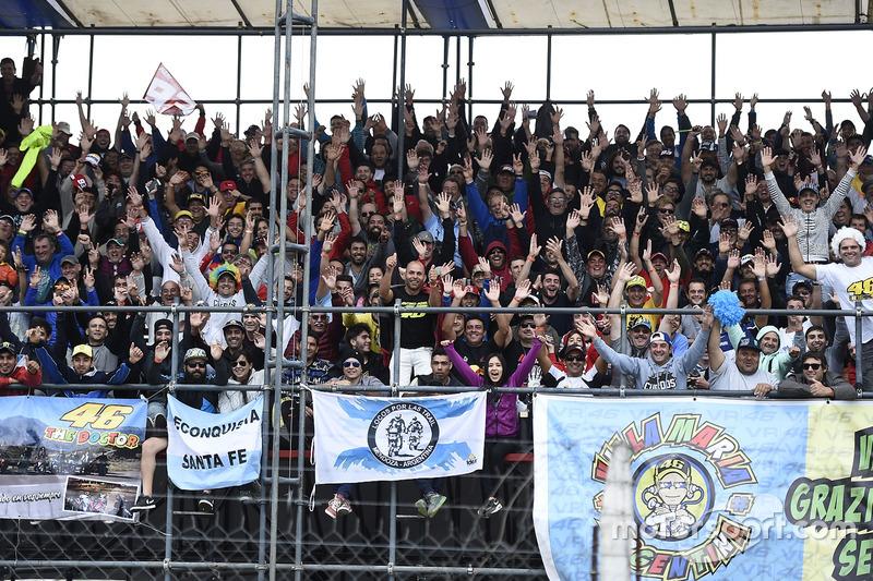 Los fans argentinos son de los más apasionados del planeta