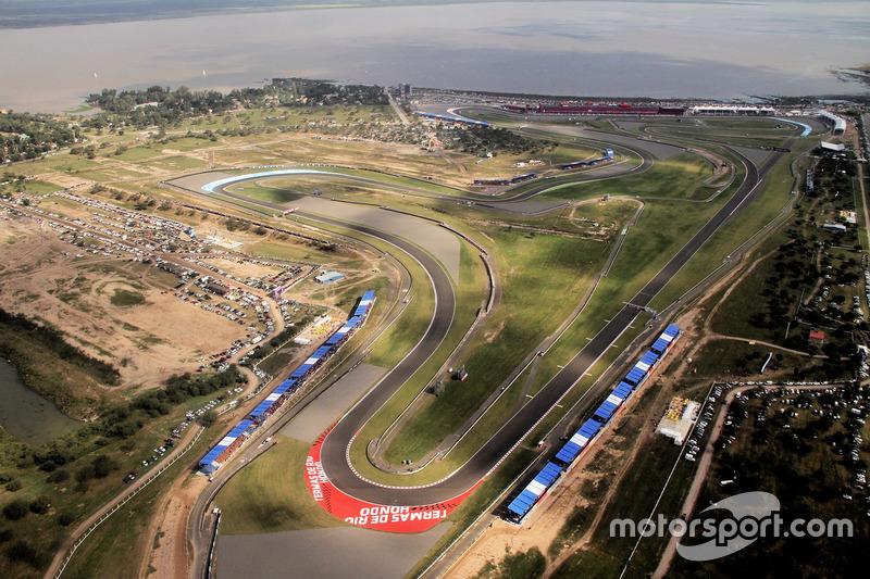 #5: Autódromo Termas de Río Hondo (Argentina) - 177.120 km/h