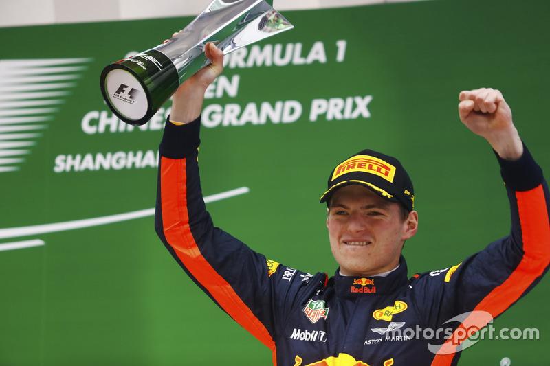 8. 2017, Grand Prix van China (derde)
