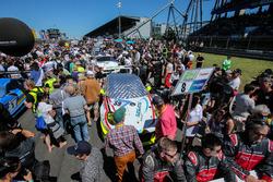 #59 Manthey Racing, Porsche 911 GT3 R: Stefan Widensohler, Reinhold Renger, Harald Proczyk, Sven Müller