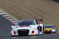 #75 ISR Audi R8 LMS: Clemens Schmid, Filip Salaquarda