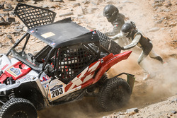 #203 Yamaha: Conrad Rautenbach