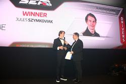 Sean Edwards Trophy winner, Jules Szymkowiak