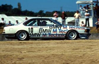 1986 Roberto Ravaglia, Gerhard Berger, ETCC