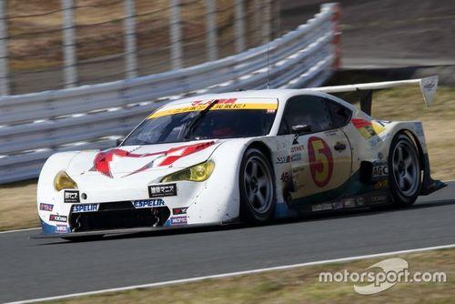 Fuji March testing