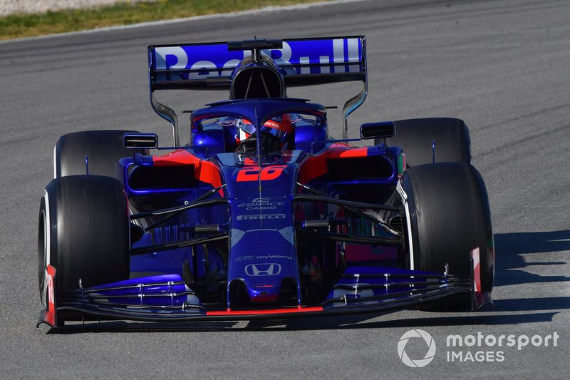Toro Rosso STR14 - 172 oy