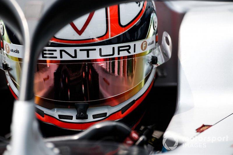 Эдоардо Мортара, Venturi Formula E