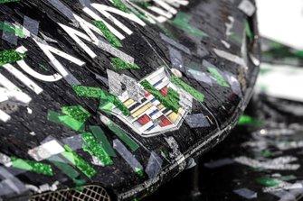 #10 Wayne Taylor Racing Cadillac DPi: Renger Van Der Zande, Jordan Taylor, Fernando Alonso, Kamui Kobayashi, sur le podium