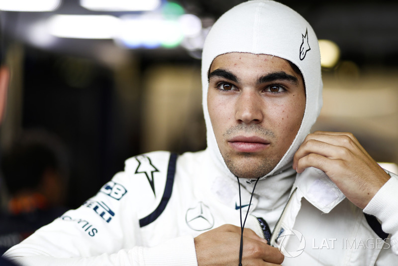 Lance Stroll, Williams Martini Racing