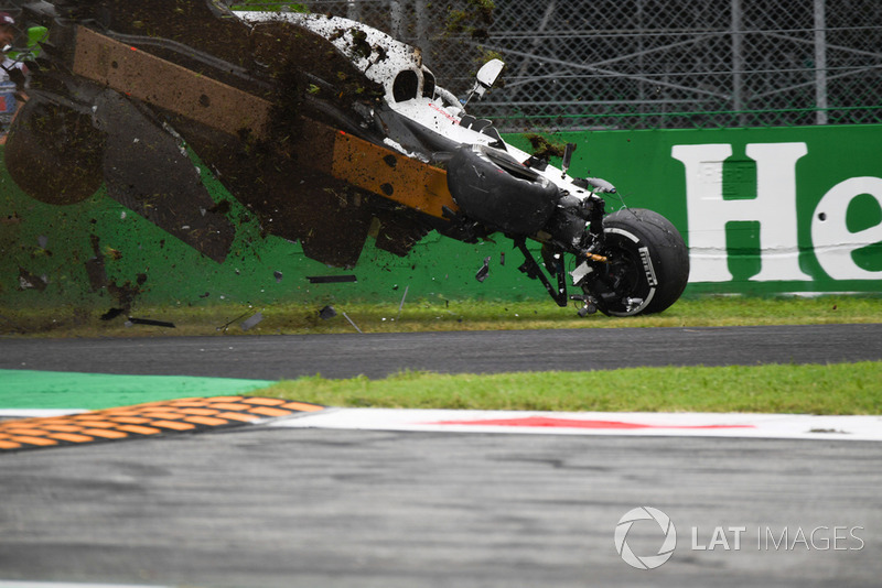 Ericsson has a huge DRS-induced shunt in practice