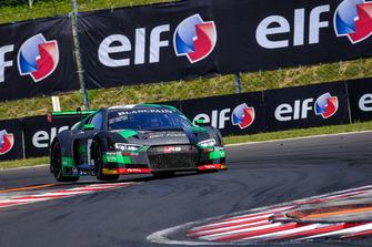 #3 Team WRT Audi R8 LMS: Ricardo Feller, Adrien De Leener