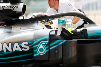 George Russell, Mercedes AMG F1 W09