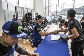 Jeremy Van Horebeek y Romain Febvre, Yamaha Factory Racing