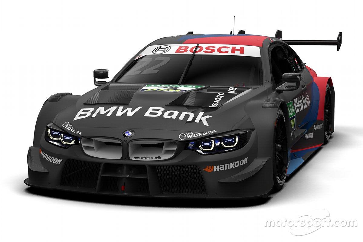 Decoraciónes BMW Motorsport para el DTM 2020