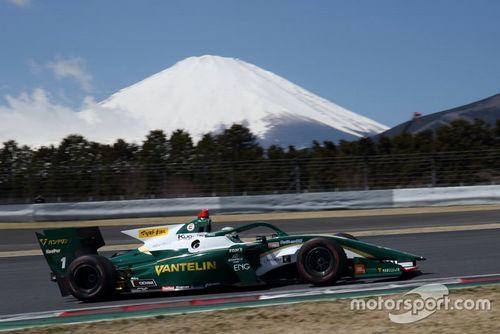 Test Fuji marzo