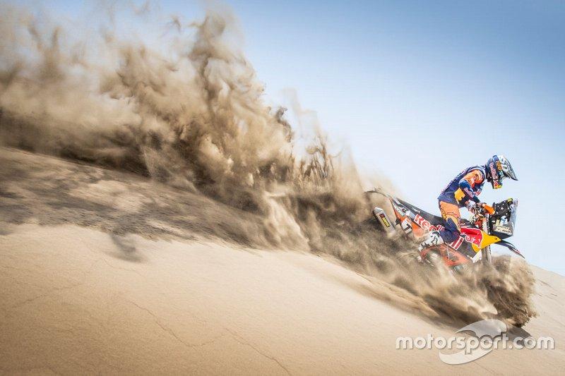 8. #77 Red Bull KTM Factory Racing: Лусіано Бенавідес