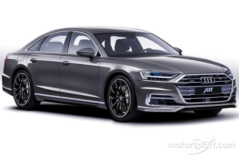 Audi A8 від ABT