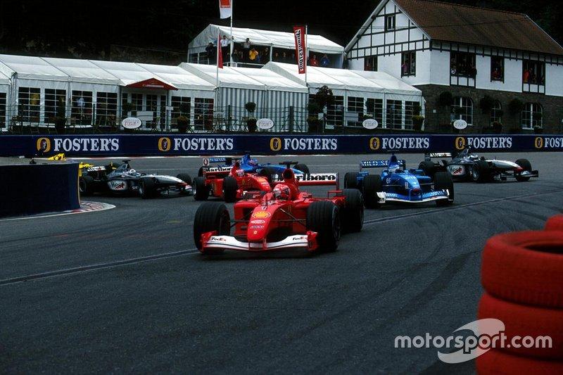 Гран Прі Бельгії 2001