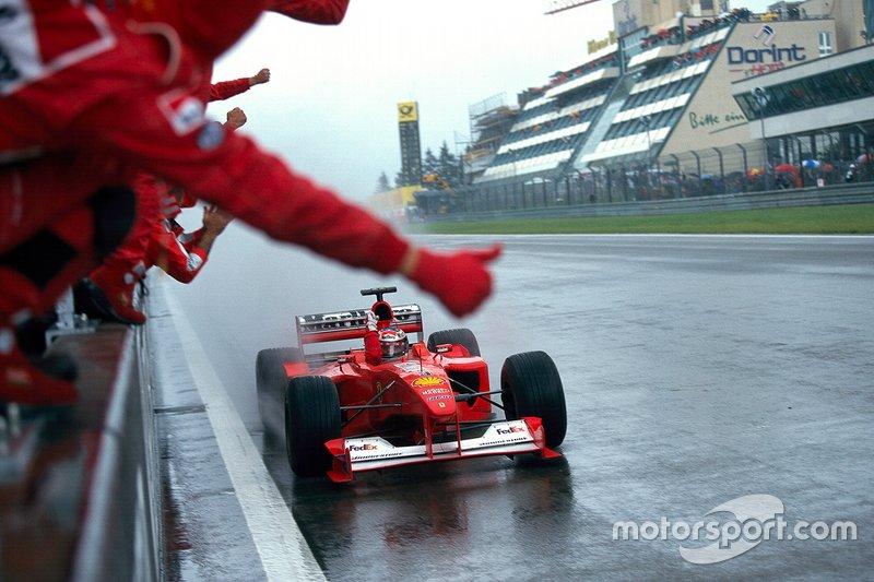 2000 European Grand Prix