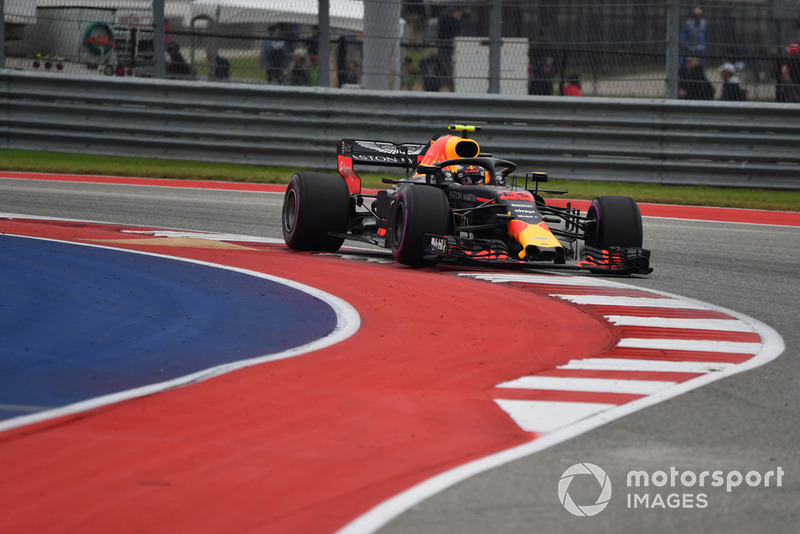 18. Макс Ферстаппен, Red Bull Racing RB14, 1:34.766 у Q1, штраф