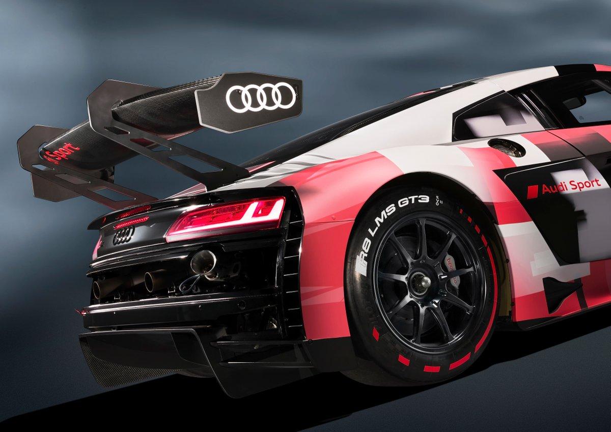 Audi R8 LMS GT3 evo II