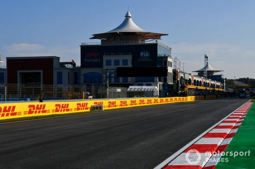 F1 Turkish Grand Prix Live Commentary and Updates - FP1 & FP2