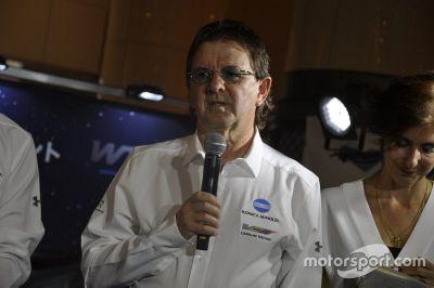 Konica Minolta Daytona event