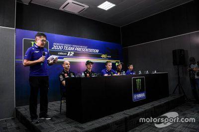 Yamaha Factory Racing presentación