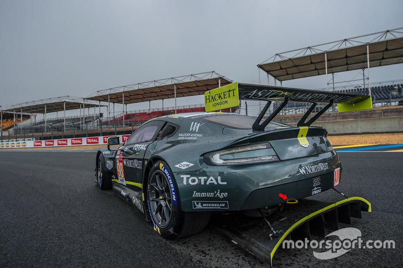 Педро Ламі: #98 Aston Martin Racing Aston Martin Vantage