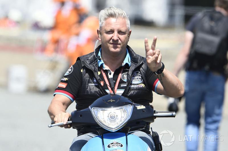 Stefan Prein, pembalap Grand Prix era 90an