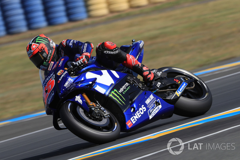 7. Maverick Viñales, Yamaha Factory Racing