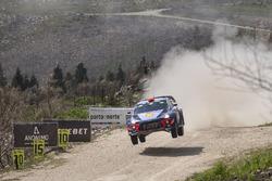 Дані Сордо, Карлос дель Барріо, Hyundai New i20 WRC, Hyundai Motorsport