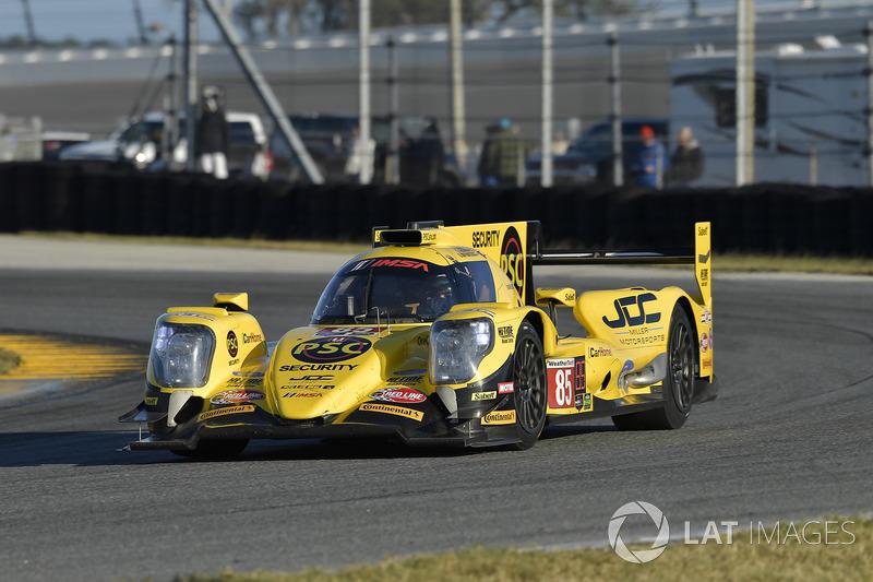 48º #85 JDC/Miller Motorsports ORECA 07: Austin Cindric (LMP2)