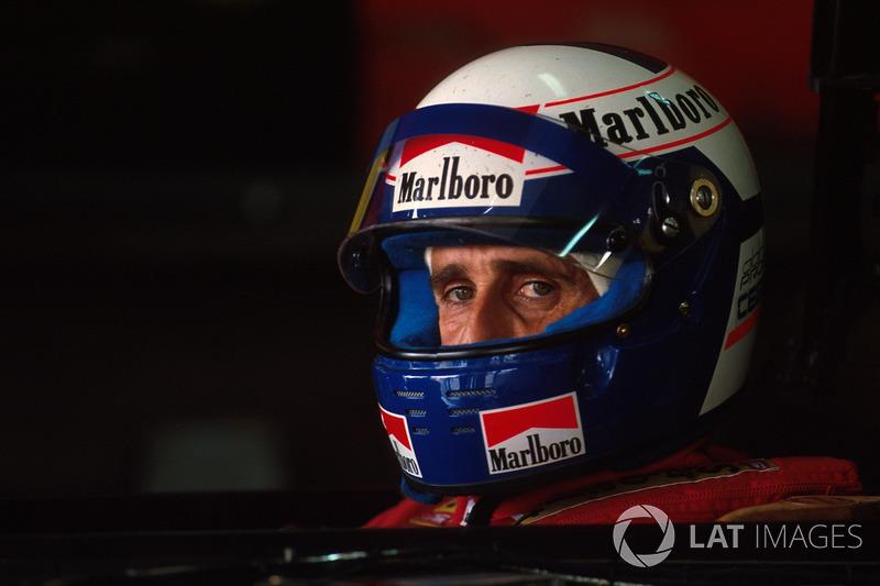 Alain Prost - Quattro titoli (1985, 1986, 1986, 1993)