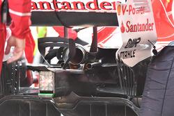 Ferrari SF70H: Diffusor