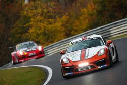 Karsten Krämer, Heiko Tönges, Porsche Cayman GT4 Clubsport