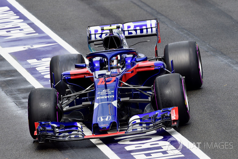 20. Пьер Гасли, Scuderia Toro Rosso STR13