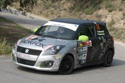 Roberto Antonucci, Herbert Antonucci, Suzuki Swift R1