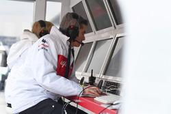 Xevi Pujolar, Alfa Romeo Sauber F1 Team Head of Track Engineering