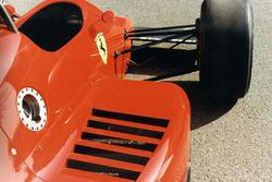 Detail, Ferrari 637