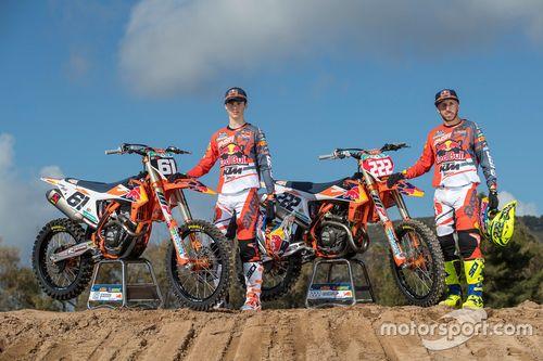 KTM MXGP Factory Racing 2018