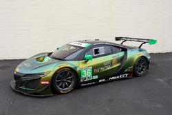 CJ Wilson Racing Acura NSX GT3