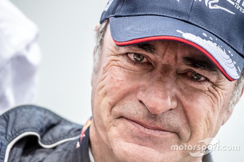 Переможець Карлос Сайнс, Peugeot Sport