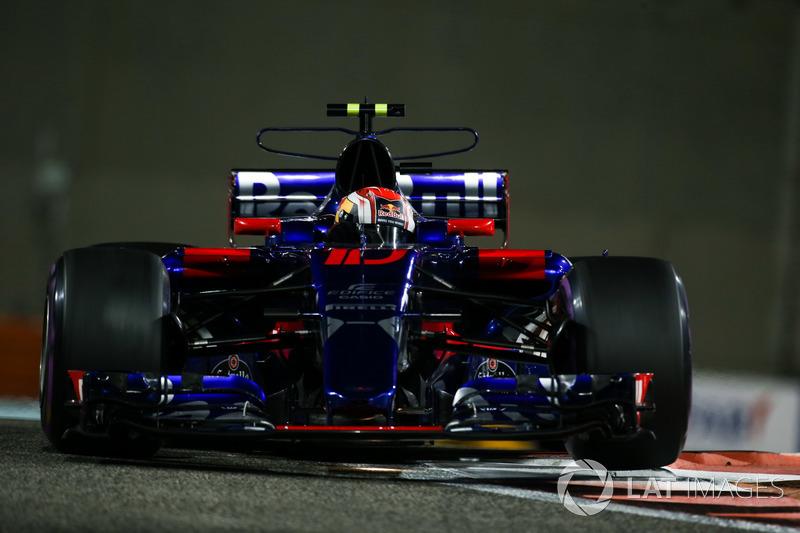 皮埃尔·加斯利, Scuderia Toro Rosso STR12