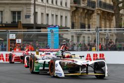 Daniel Abt, Audi Sport ABT Schaeffler, Nick Heidfeld, Mahindra Racing