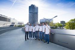 Martin Tomczyk, Bruno Spengler, Timo Glock, Joel Eriksson, Phillip Eng, Marco Wittmann, Augusto Farfus