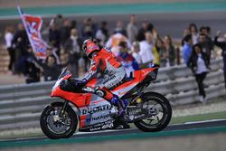 Победитель Андреа Довициозо, Ducati Team