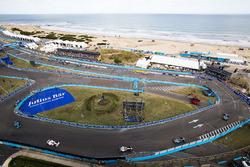 Mitch Evans, Jaguar Racing, Nelson Piquet Jr., Jaguar Racing. Edoardo Mortara, Venturi Formula E Team