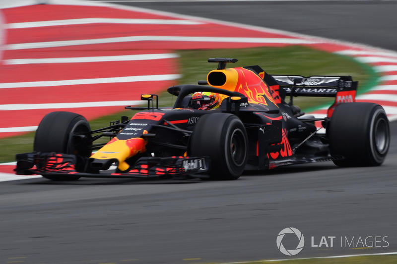 Джейк Деннис, Red Bull Racing RB14